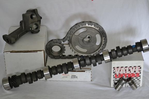 Masterkit L on Cadillac 4100 Engine Block