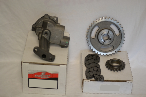 Timing Set and Oil Pump