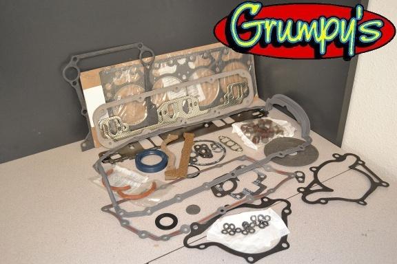Complete Replacement Vinyl Flooring Set for 65-70 Chevrolet Impala 16252-340